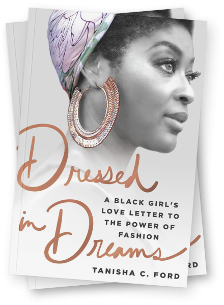 Dressed in Dreams book cover