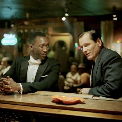 Screenshit from the film The Green Book